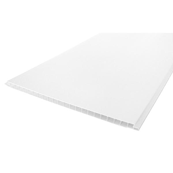 панель белая глянцевая