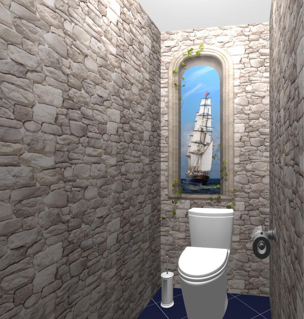 антика туалет