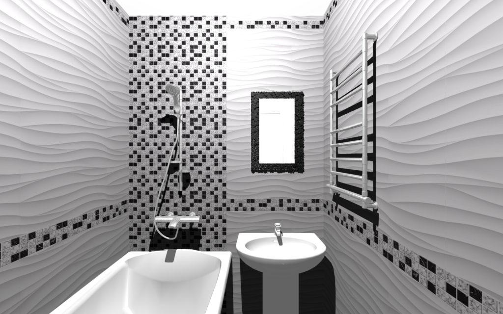 ванна Мозаика