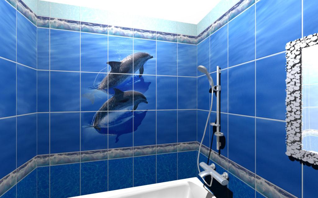 ванна прибой