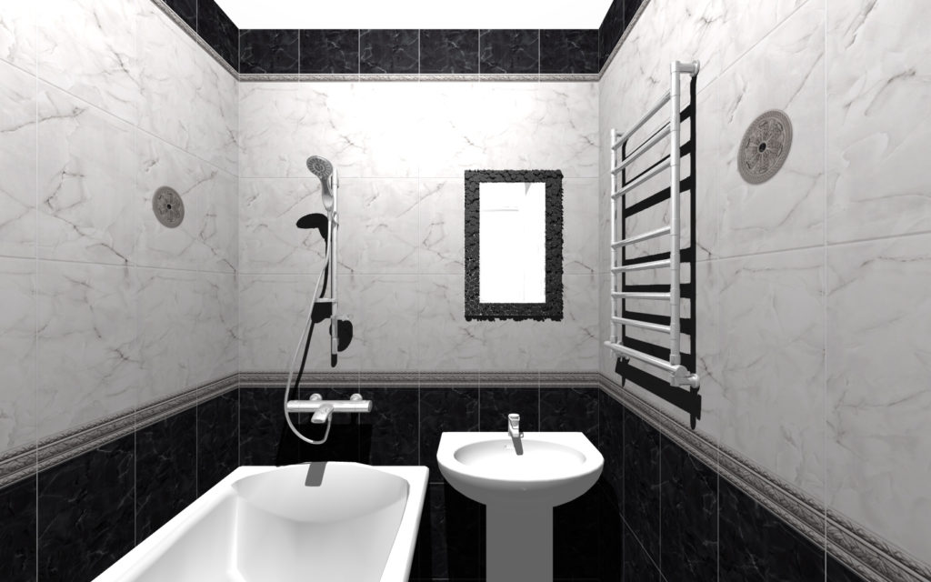 ванна классика моно