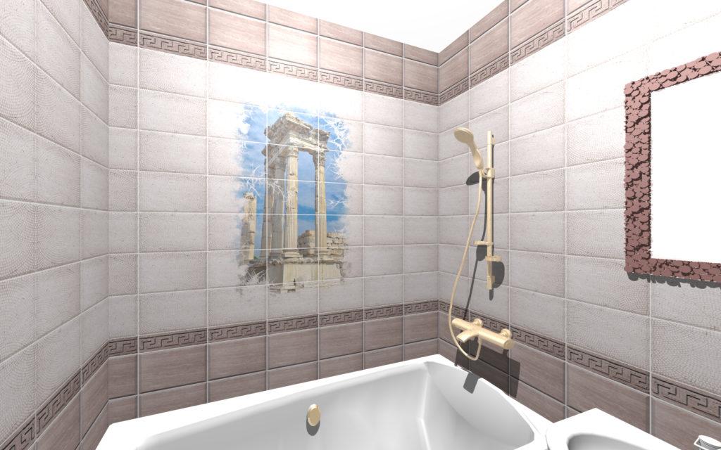 ванна греция